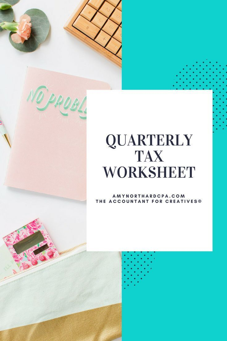 Worksheets Estimated Tax Worksheet Calculator quarterly tax payment calculator we are badassery pinterest free printable worksheets and printabl