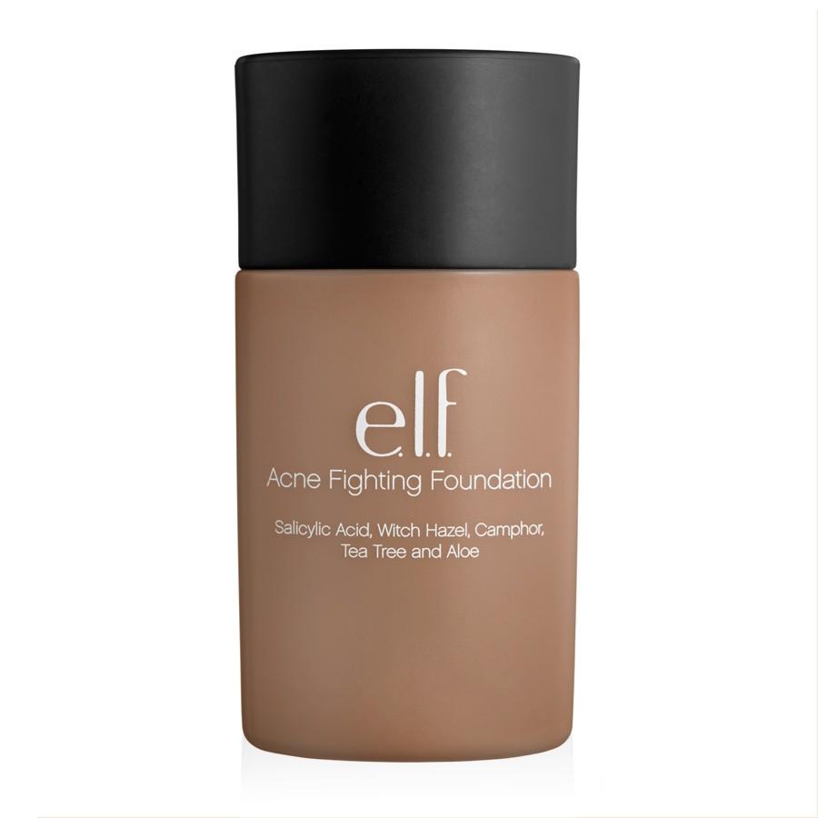 Acne Fighting Foundation Acne makeup, No foundation