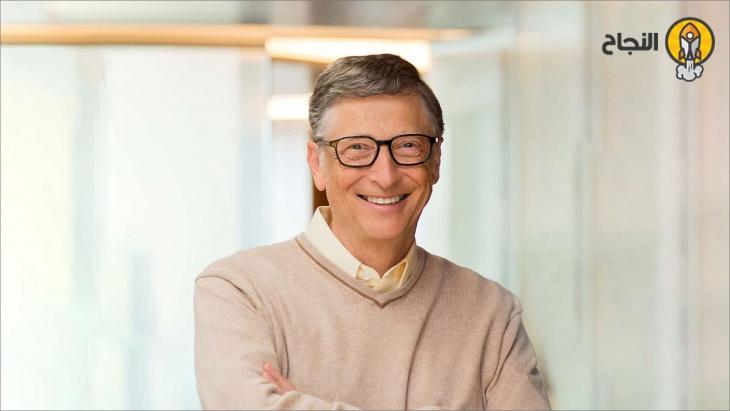 قصة نجاح بيل غيتس مؤسس شركة مايكروسوفت Square Glass