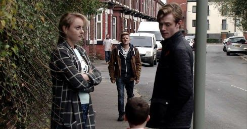Preview of tonight's Coronation Street - Weds 8 Nov