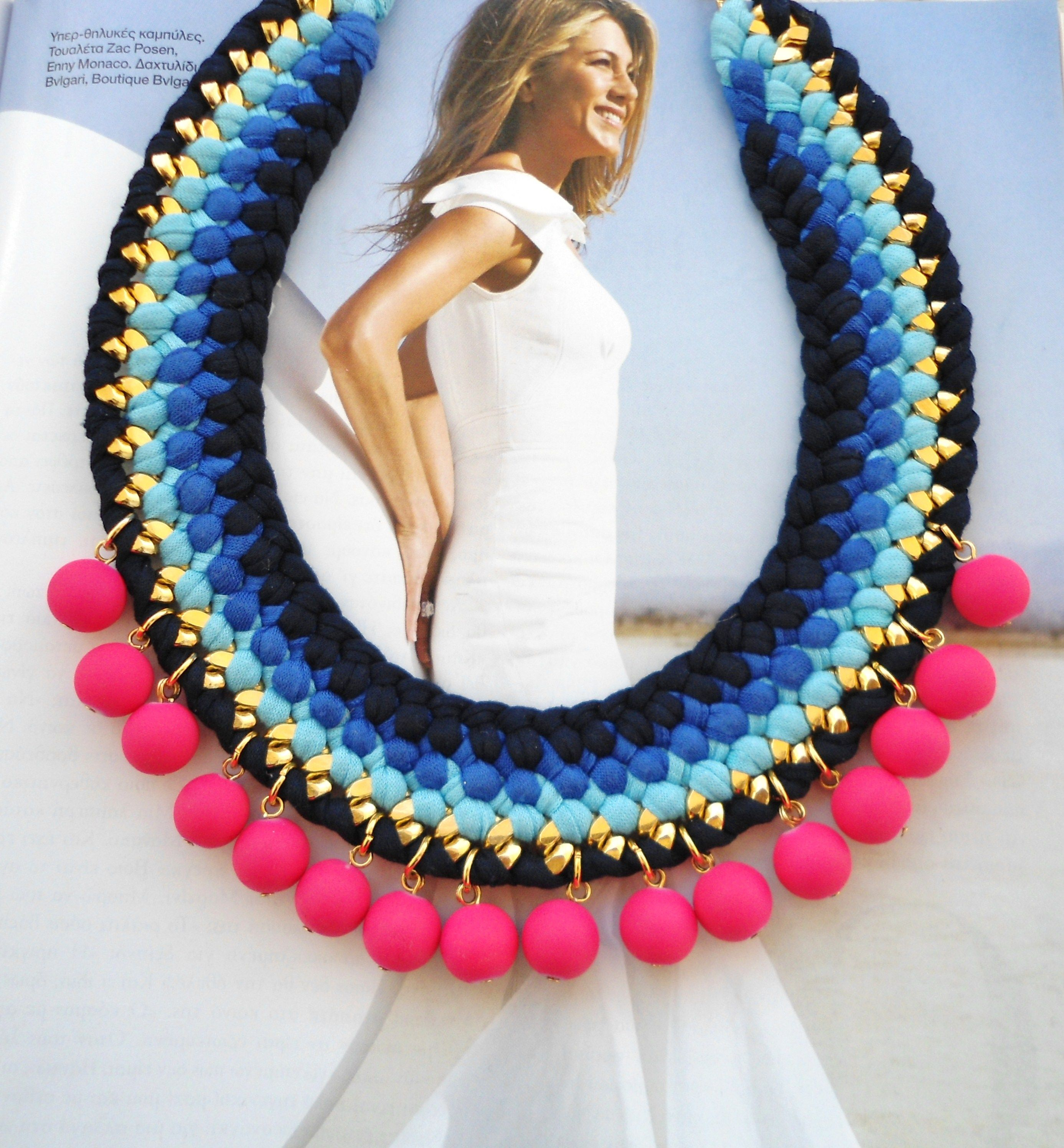 handmade necklace  ad04d40a36c