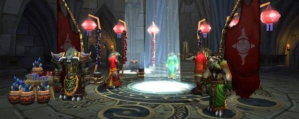 The Druids of Moongale Invite you to Celebrate the Lunar Festival