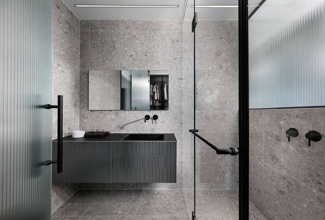 Capsule By Studio Erez Hyatt Latest Bathroom Designs Bathroom Design Layout Interior