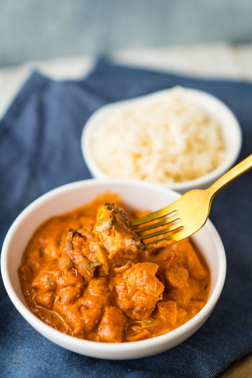 Photo of Recipe: Chicken Tikka Masala – Indian dish – Gernekochen.de