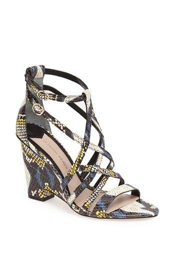10 Crosby Derek Lam 'Zanzibar' High Sandal available at #Nordstrom 7