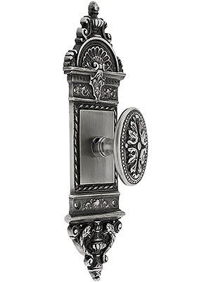 European Door Set With Avalon Knobs | Door sets, Antique hardware ...