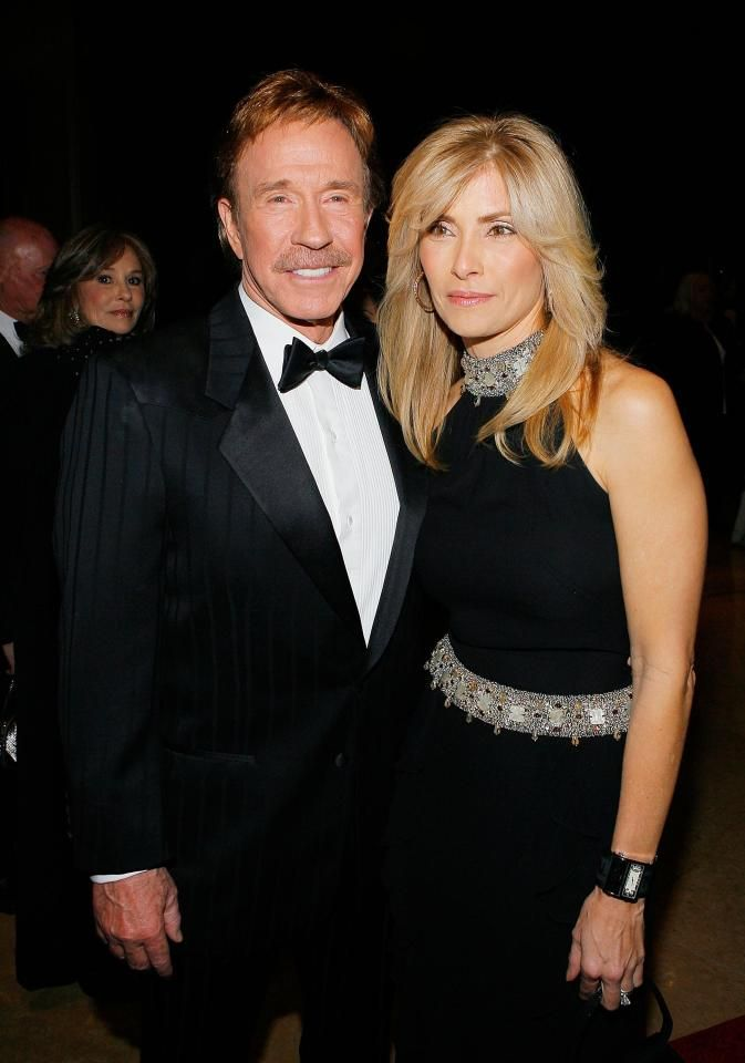 Action star Chuck Norris' wife claims she's been 'poisoned ...