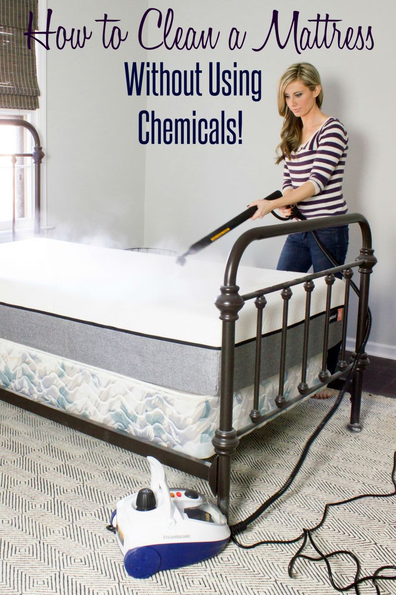 Clean and Sanitize Your Mattress the Easy Way Mattress