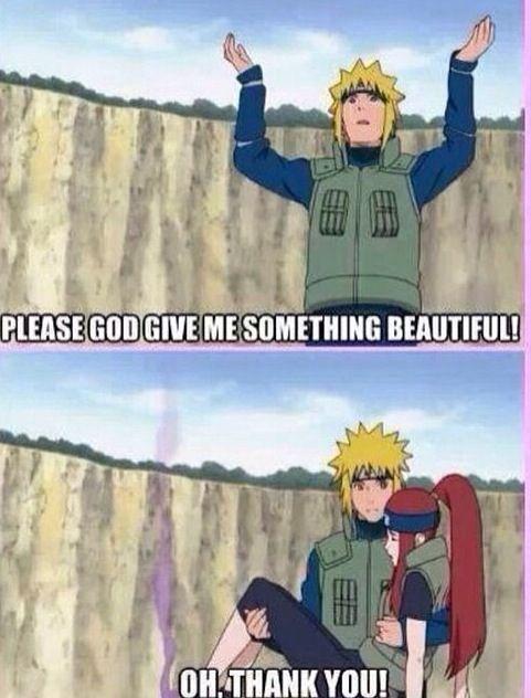 Naruto Anime Funny Naruto Engracado Kushina Uzumaki Anime Engracado