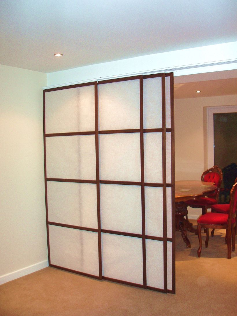 30 Marvelous Room Divider That You Can Apply For Your Home Decoration Matchness Com Fabric Room Dividers Sliding Door Room Dividers Room Divider Doors