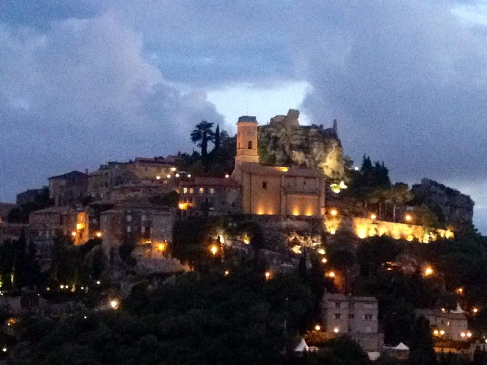 Èze in PACA, a little gem and must see if you are traveling through the French Riviera!