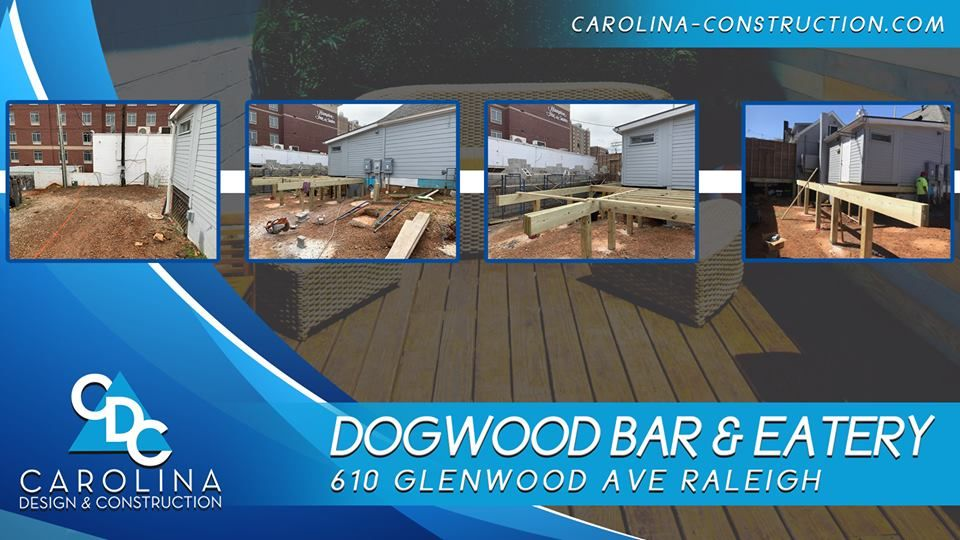 Commercial Construction Services Raleigh NC CDC