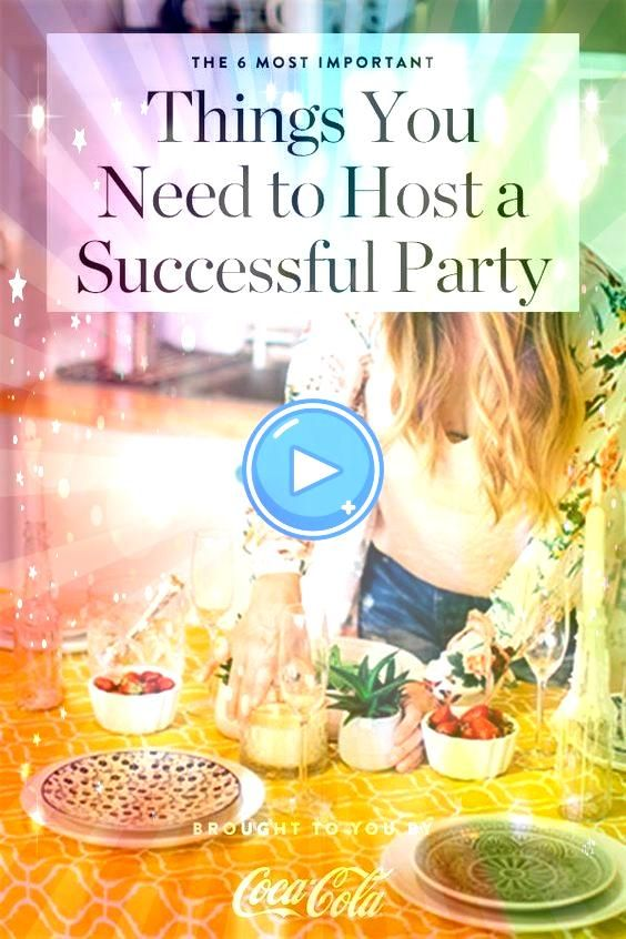 6 Most Important Things You Need to Host a Successful Party 444730531952673477The 6 Most Important Things You Need to Host a Successful Party 444730531952673477 Party Mat...