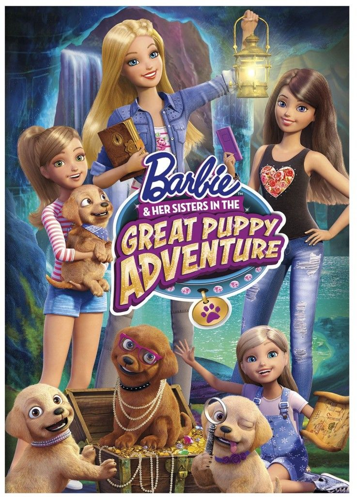 Barbie & Her Sisters in The Great Puppy Adventure $6.99