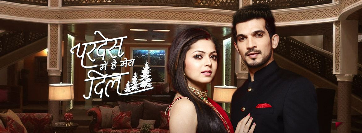 Pardes Mein Hai Mera Dil   COVER PAGES OF SERIALS (HOTSTAR
