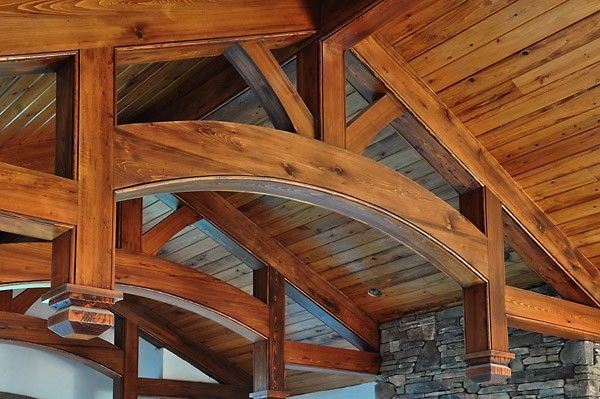 Photo Gallery Firethorn Blowing Rock Nc Timber Frame Construction Roof Truss Design Timber Framing