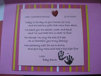 Pregnancy Announcement Poems to Grandparents   Pregnancy Announcement Poems For Grandparents Happy birthday grandpa ...