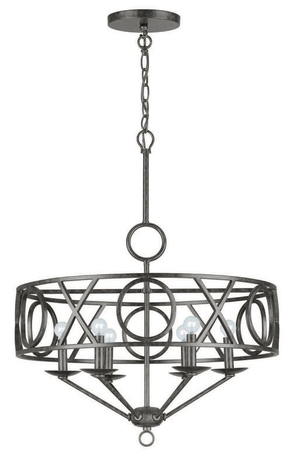 Crystorama six light chandeliers bronze xo chandelier foyer the arts and crafts influence is obvious in this odette chandelier in english bronze composed of wrought iron and electrical components this chandelier arubaitofo Choice Image