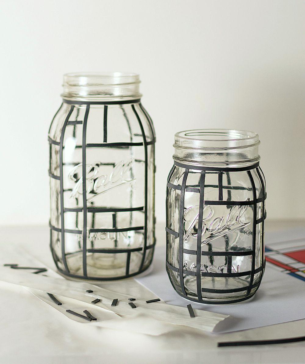 19++ Glass jar craft projects ideas