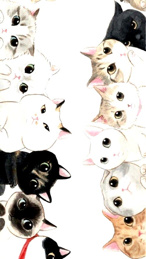 Wallpaper 4k Wallpaper Engine Wallpaper Hd Wallpaper Iphone Wallpaper Tumblr Wallpaper Pinterest Wallpaperscraf Animal Wallpaper Cute Wallpapers Cat Wallpaper