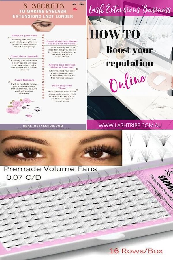 Permanent Eyelash Extension Cost Best Place To Get
