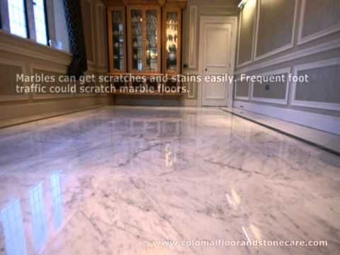 How To Polish Etched Marble