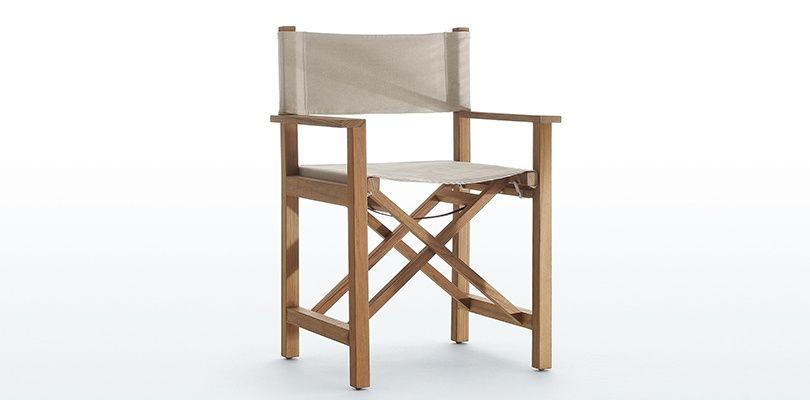 Cross Creek Directors Chair Chair Classic Outdoor Furniture Furniture