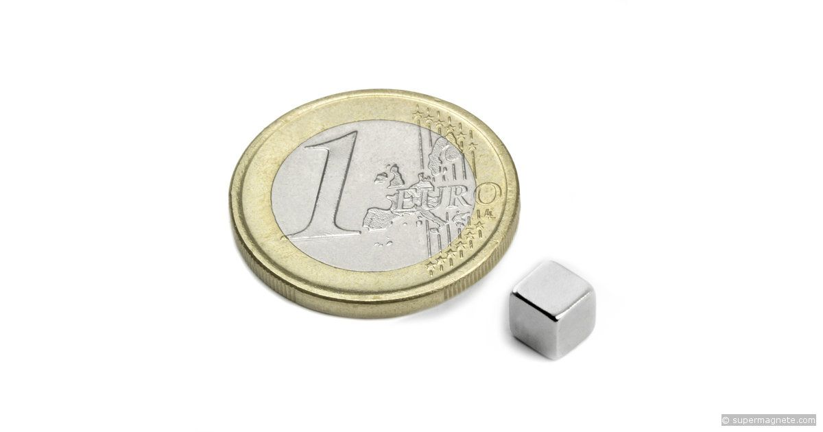 Cube Magnetique 5 Mm Nickele Cubes Peinture Magnetique Et Tableau Blanc