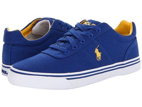 Men\u0027s Footwear � Big Save ? ? Polo Ralph Lauren Hanford Deep Royal Citrus  Yellow Review \u0026 Best Buy
