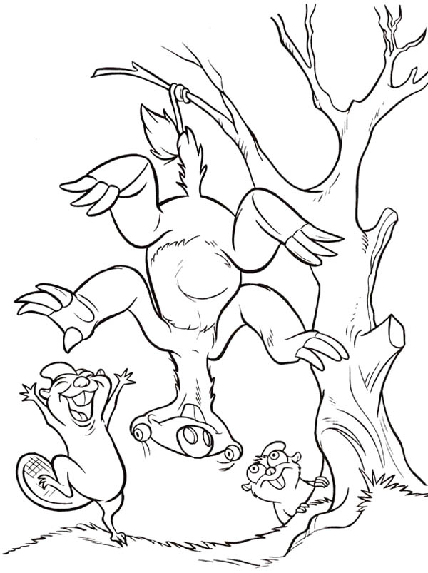 Scrats Acorn Ice Age Coloring Pages Coloring Pages Disney Coloring Pages Colouring Pages