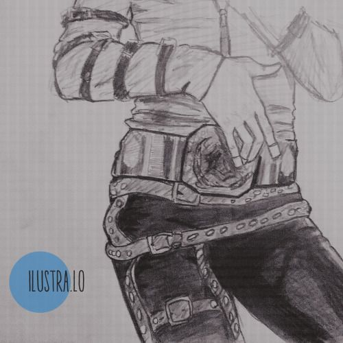 Sketching this bro. Ignore the belt omgilustra.lo on instagram