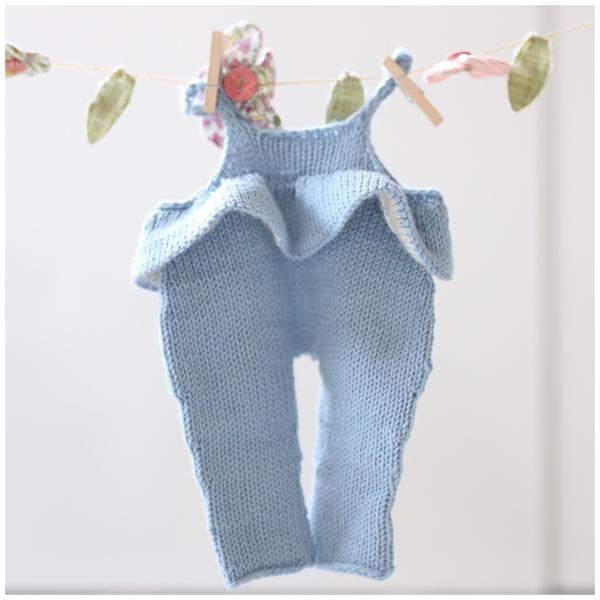 Photo of Paelas miniklassikere 2 til dukke/ Paelas Doll Knits 2 (Norwegian and English version)