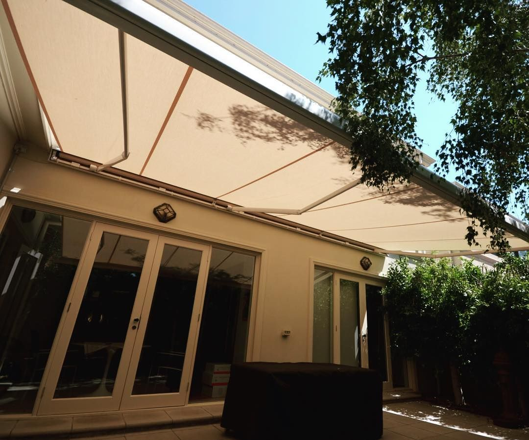 Go To Love Those Campbell Heaps Motorised Awnings Made In Melbourne Call 98802500 For
