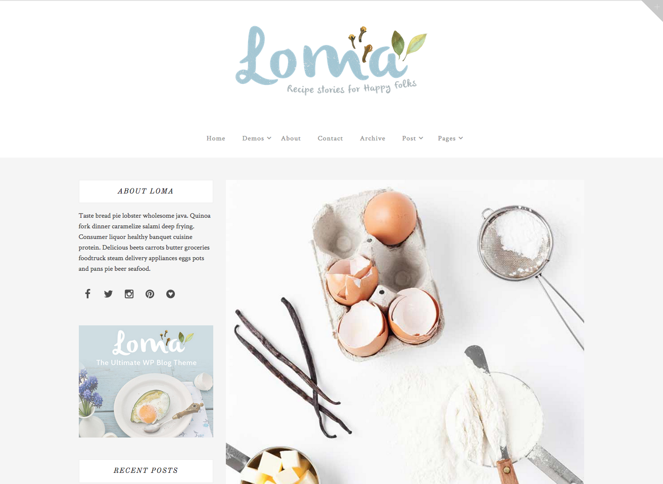 100 best wordpress themes for food blogs 2017 food blogs and 100 best wordpress themes for food blogs 2015 forumfinder Gallery