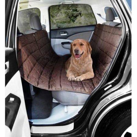 Home Dynamix Comfy Pooch Car Protector Beige