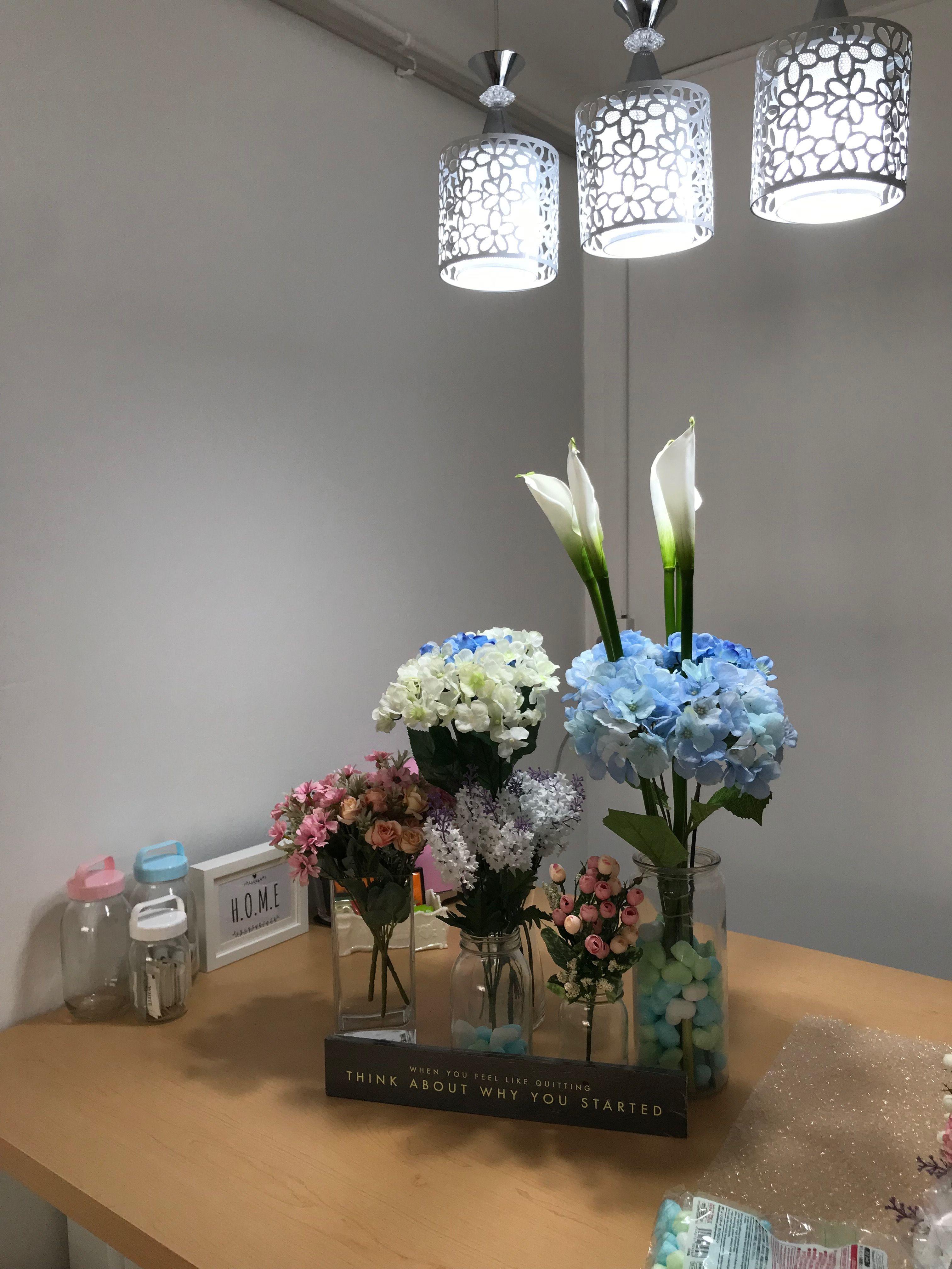 Hdb 3 Room Flat: Glass Vase, Decor, Sweet Home