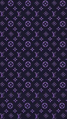 時尚大牌 ˋ 堆糖 美好生活研究所 Louis Vuitton Iphone Wallpaper Aesthetic Iphone Wallpaper Cute Patterns Wallpaper