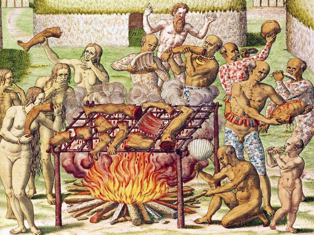 El canibalismo, ya sea por necesidad, fanatismo o deseo, a menudo se ha considerado tabú, pero ha sido una constante en la historia de nuestra especie.