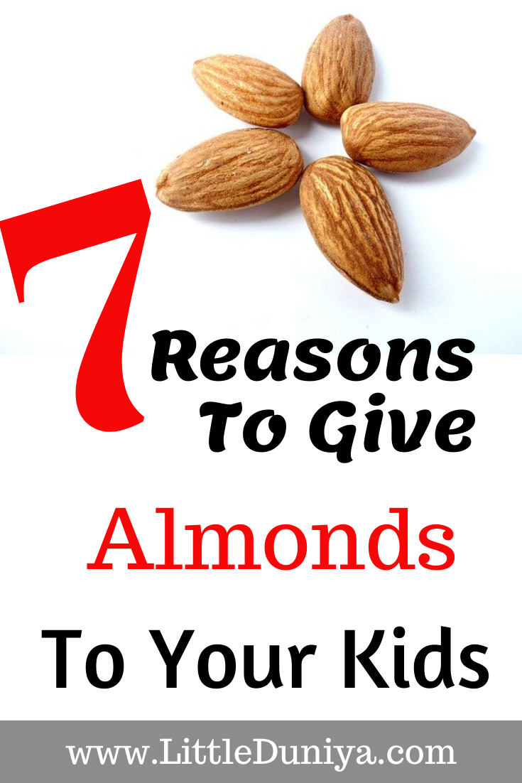 health benifets of adding almonds to your diet