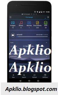 Apklio.blogspot.com: ES File Explorer Pro 1.0 Patched apk
