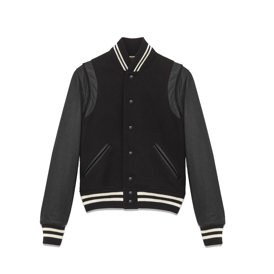 The Fashion Pieces Editors Are Investing In For Fall: The delayed satisfaction is, in our opinion, the perfect opportunity to really search and invest in a few pieces that you'll wear year after year (apologies to our bank accounts). Here are the styles our editors can't wait to buy for fall! -- Saint laurent classic teddy jacket  |  coveteur.com