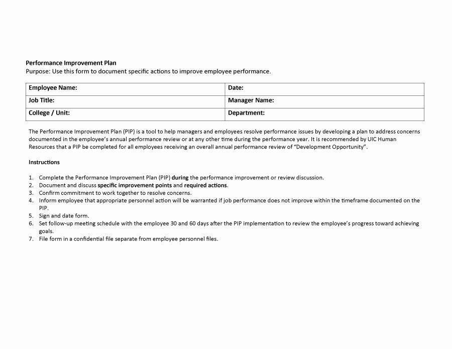 Documenting Employee Performance Template Unique Employee Review