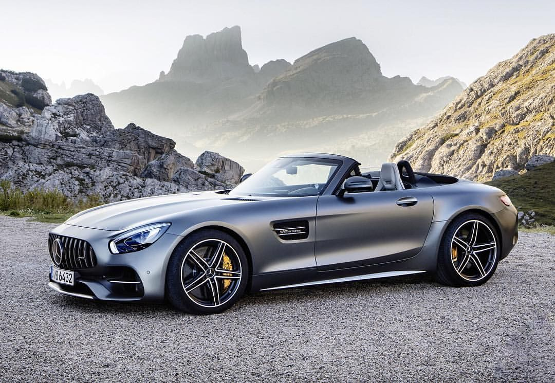 Amg Gt C With Images Mercedes Convertible