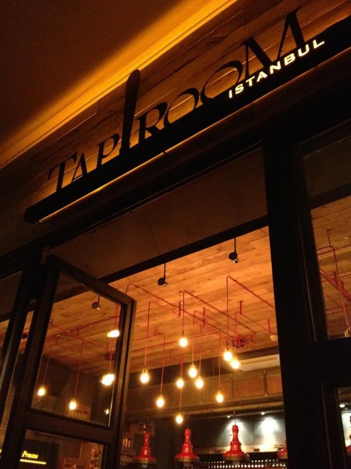 Taps Istanbul Craft Birasinin Yeni Mekani Taproom Nisantasi Pub