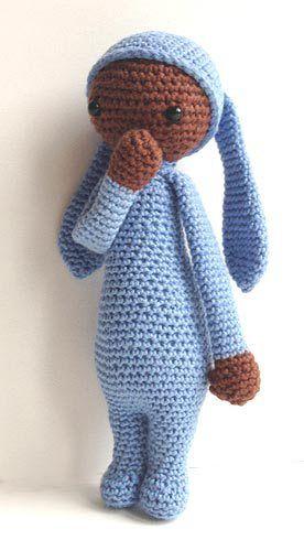muñeca minilalylala | Patrones Amigurumi | Pinterest | Muñecas ...