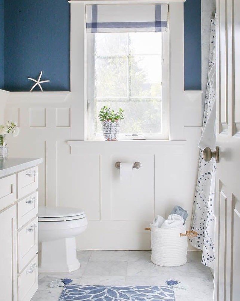 Oh my goodness how cute is this bathroomium totally in love