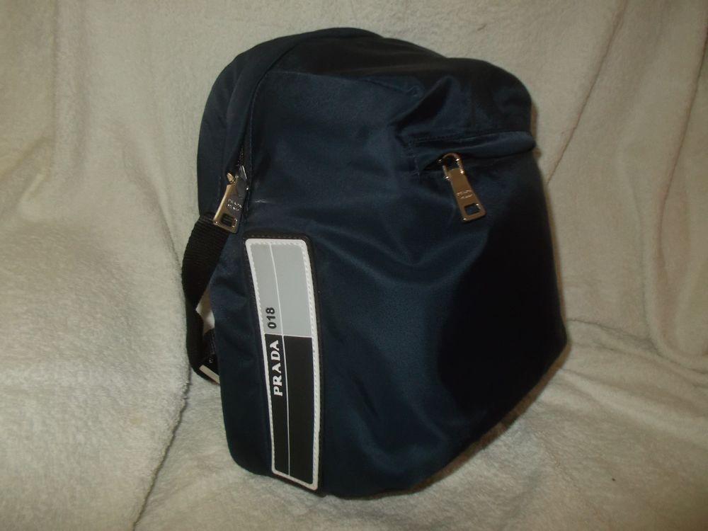 c04d3459851722 Prada Technical Fabric Bandoleer Bag 2VH026_2BTE_F0002_000 #fashion # clothing #shoes #accessories #mensaccessories #bags (ebay link)