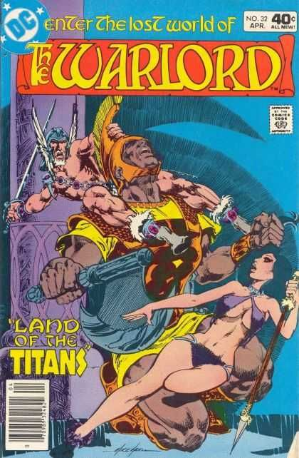 Mike Grell