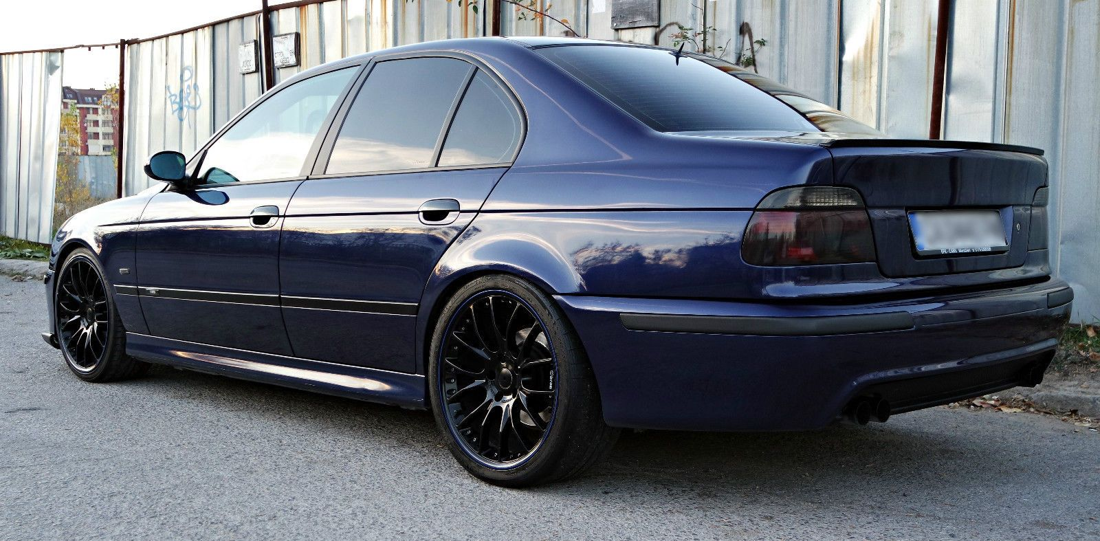 bmw e39 540i v8 tuning lpg in cars motorcycles vehicles cars bmw ebay future car build. Black Bedroom Furniture Sets. Home Design Ideas