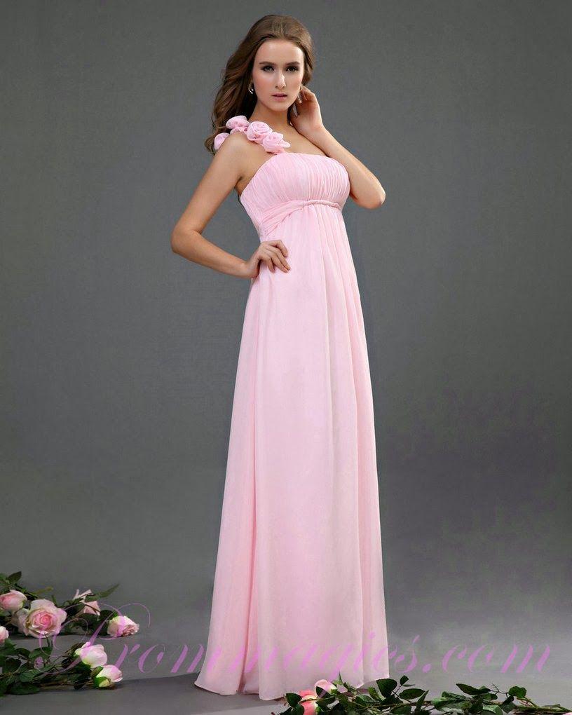 Maravillosos Vestidos de fiesta para embarazadas | Moda 2014 ...